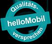 helloMobil Qualitätsversprechen